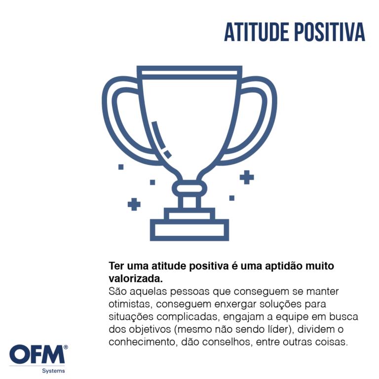 Atitude Positiva Hands On