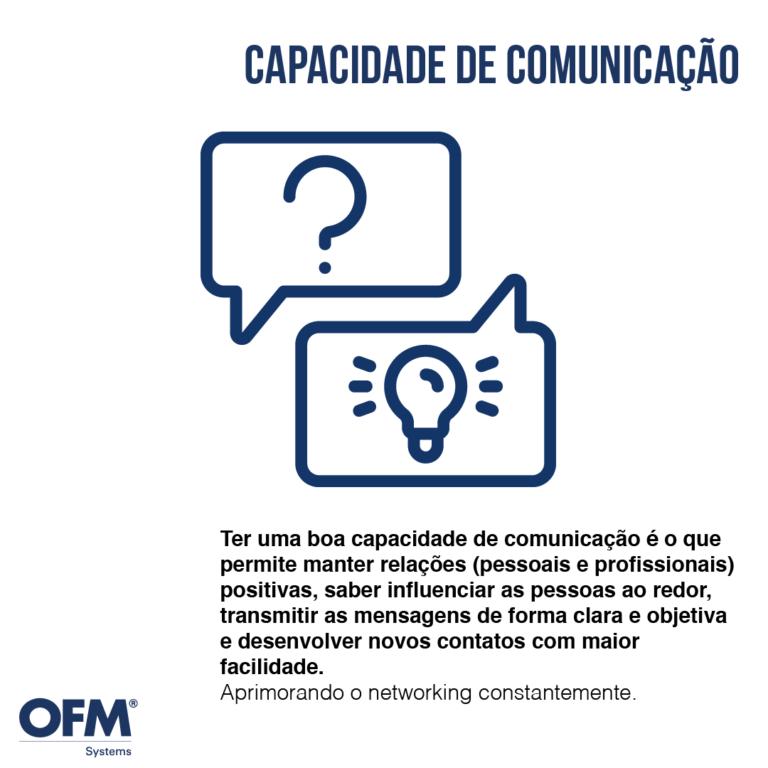 Capacidade de Comunicação Hands On